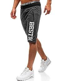 BOLF Pantalons de sport – Jogging pantalons – P&L FASHION 120A – Homme