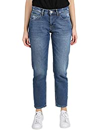 5c46146e7a3db Amazon.fr   Boyfriend - Jeans   Femme   Vêtements