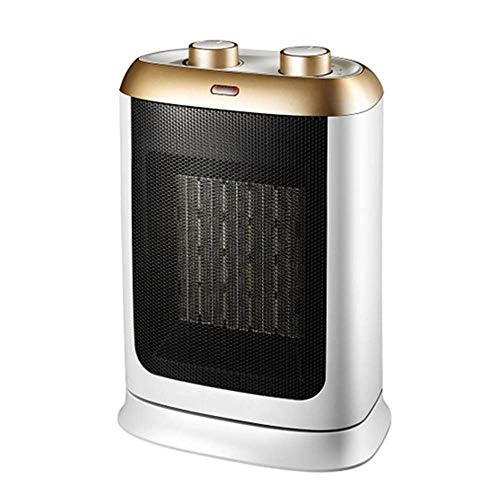 NFJ Horno eléctrico, Calentadores eléctricos, Calentador doméstico de 800 W,Calor rápido, Cabezal...