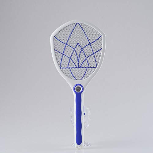 YTYT21 Ultrasonic Pest Repellent, Electric Fly Swatter Fly Bug Racket,Mosquito Swatter,Pest Insects Control,USB Charging,Double Layers Mesh Safety Protection -