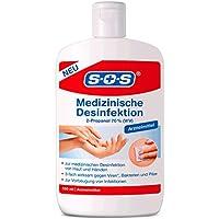 SOS Medizinische Desinfektion | zur medizinischen Desinfektion von Händen und Haut | Handdesinfektion | Hautdesinfektion... preisvergleich bei billige-tabletten.eu