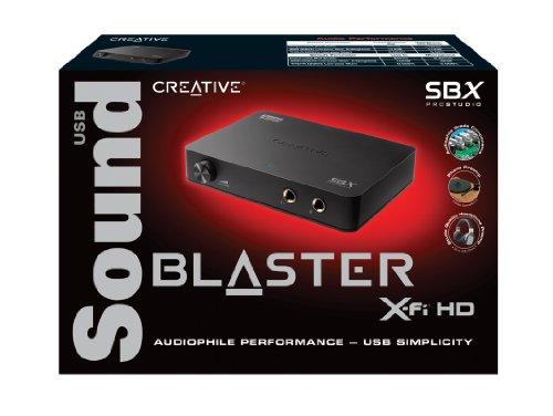 Creative-Sound-Blaster-X-Fi-HD-Externe-Soundkarte-mit-Phono-Vorverstrker-schwarz