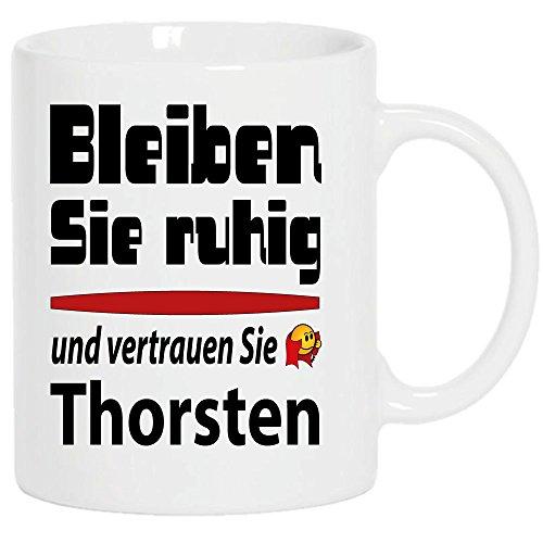 """Namenstasse""""Thorsten. Bleibt ruhig."""" 4"""