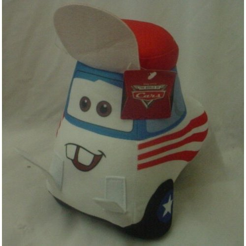 Disney Cars Soft Toys - GUIDO 21CM (K108)