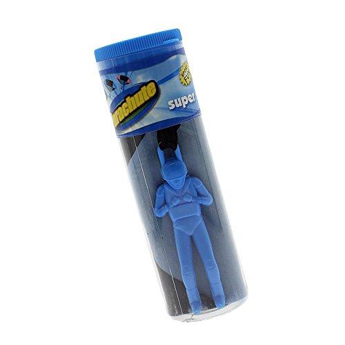 Sharplace Kinder Hand Werfen Fallschirmspringer Fallschirm Drachen Outdoor Spielzeug Geschenk für Kinder ab 3 Jahre Alt - Blau (Fallschirm Blau)