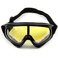 SLYlive Motorrad Ski Snowboard staubdicht Sonnenbrille Brillenglas Rahmen Brille