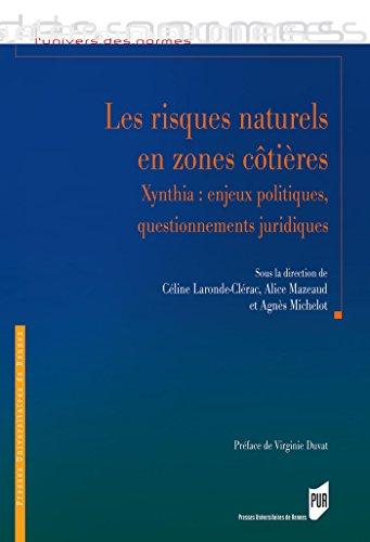 Les risques naturels en zones côtières