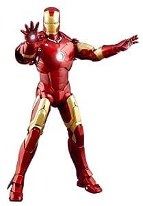 Hot Toys Movie Masterpiece Iron Man Mark III