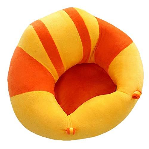 YOJINKE Baby-Sofa Sitzsack Baby Kindersitzsack Sitzkissen für den Boden für mehr als 3 Monate Baby