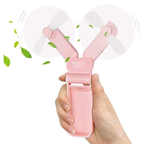 YLJYJ Ventilador USB Mini Portátil