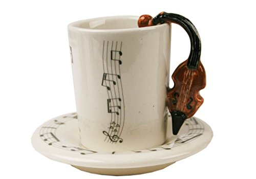violin-2oz-brown-handmade-ceramic-espresso-cup-8cm-x-5cm