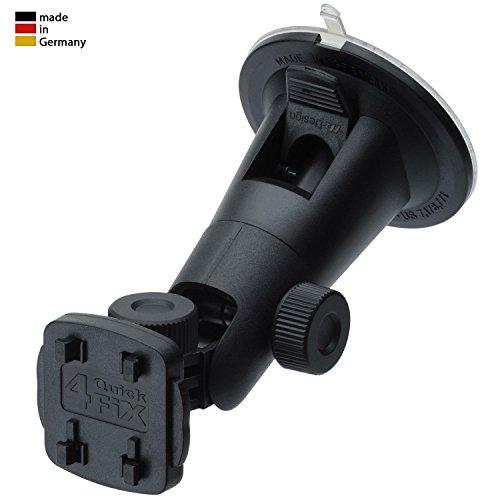 Wicked Chili Ersatz KFZ Saugnapf Halterung für Handyschalen mit QuickMOUNT Befestigung (vibrationsfrei, 78 mm. Sauger, z.B. iPhone X oder Samsung S9 QuickMOUNT Cases)