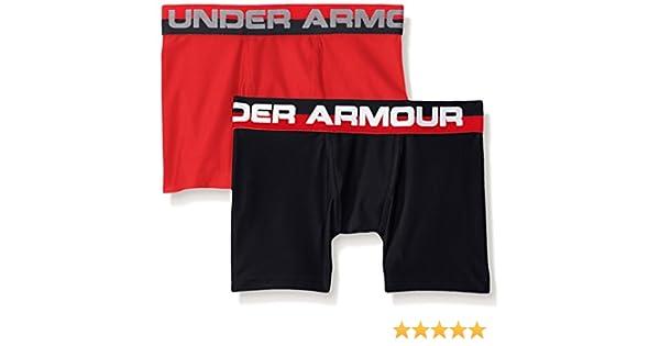 Under Armour Jungen Sportswear Unterhose O-Series 2 Pack