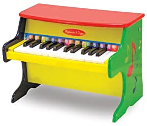 Melissa & Doug - 11314 - Instrument de Musique - Piano d'apprentissage