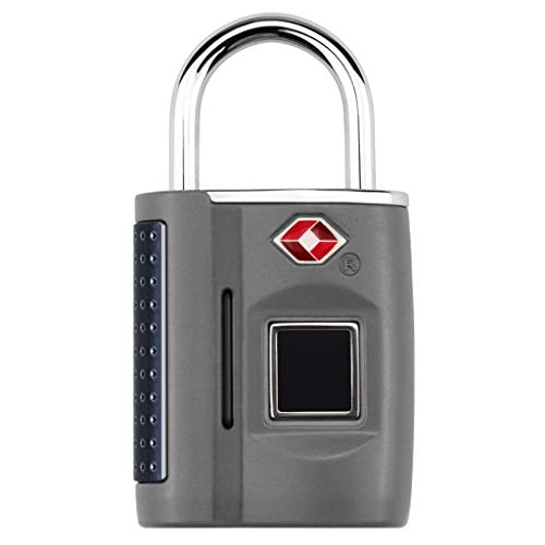 Webla TSA Smart Case Vorhängeschloss mit nicht individualisiertem Vorhängeschloss, Metall -