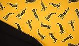Fabrics-City 2M HOCHWERTIG Bedruckt Softshell Microfleece