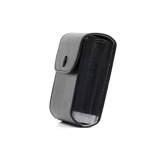 TaiYaun Film Storage Case for Fuji Film Instax /Instant Camera Square SQ10 photos (PU Leather) (Black)