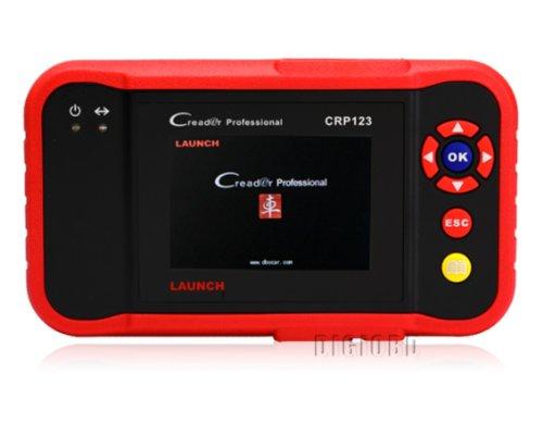 CREADER Professionelle CRP123 Auto-Code Reader Scanner-Update via Internet