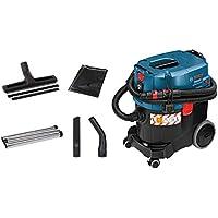Bosch Professional Industriestaubsauger GAS 35 L SFC+ (1200 Watt, 35 L Behälter, 3 m Schlauch, im Karton)