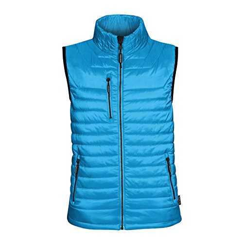 Stormtech Gravity Mens Thermal Vest Gilet - 4 Colours - Sml to 2XL Navy/ Charcoal