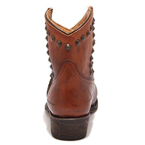 2254P stivale donna ASH CROSBY marrone shoe boot woman Marrone