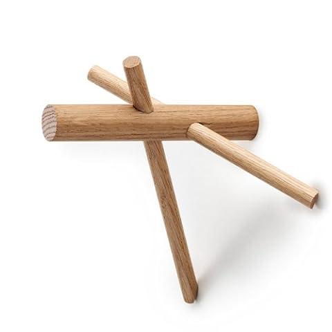Normann Copenhagen 380505 Sticks Hooks 2er Set,