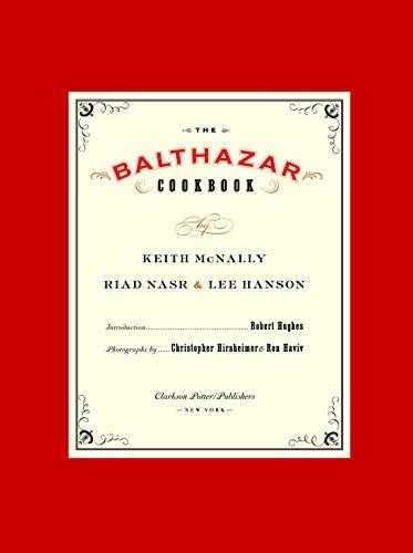 The Balthazar Cookbook Bistro Creme
