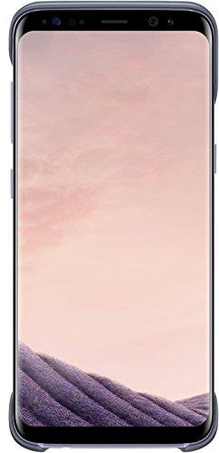 Samsung EF-MG950CEEGWW 2 Stück Hülle (geeignet für Samsung S8), Lila Samsung 3d-mobile
