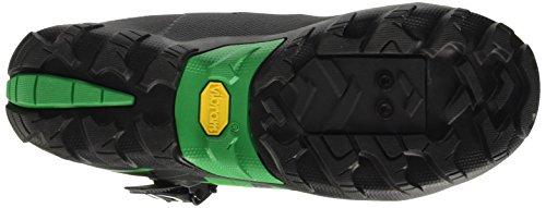 VAUDE - Taron Low AM, Scarpe da ciclismo da unisex adulto Verde(Grün (trefoil green))