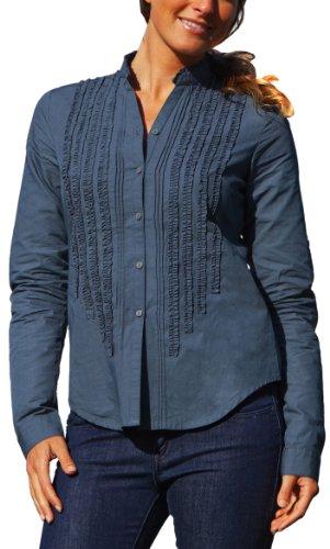 Carve Damen Hailey Shirt Dark Slate