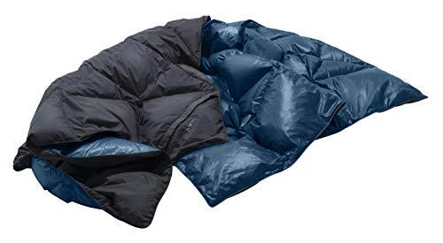 YETI Kiby Special Edition Ensign Blue Daunendecke Reisedecke, Größe Uni