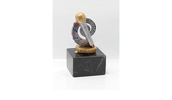 Rugby Figur Trophy 12cm mit Gravur