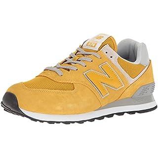 New Balance Herren Ml574E Sneaker, Gold (Gold), 41.5 EU