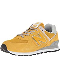48745e7dca04 Amazon.co.uk  Gold - Trainers   Men s Shoes  Shoes   Bags