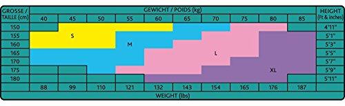 Scholl LightLegs Strumpfhose mit Kompressionsfunktion, 60DEN, XL, schwarz, 1 Paar -