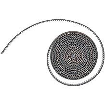 Anycubic GT2 Correa Dentada Open Timing Polea Belt 6 mm Impresora 3D CNC Reprap