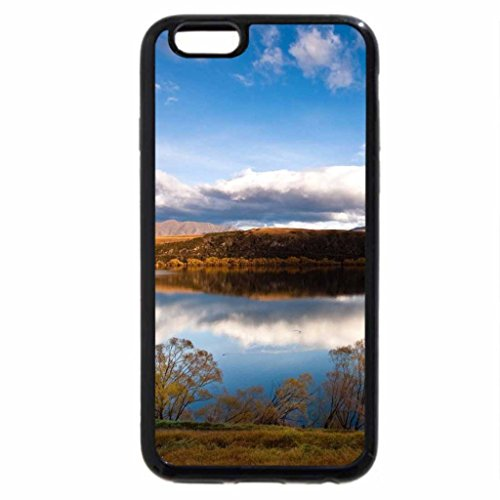 iPhone 6S / iPhone 6 Case (Black) Lake Hayes in New Zealand