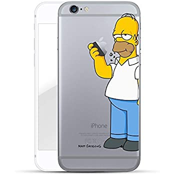 the best attitude d4d82 90212 Finoo | hard case for iPhone 6/6S plus cell phone case Simpsons | slim  shockproof protective cover case licensed pattern back case for your phone  | ...