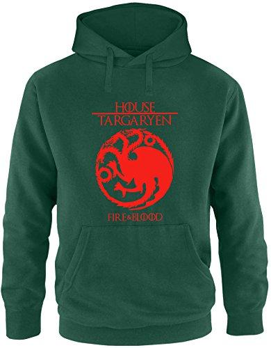 EZYshirt®  Game of thrones   House Targaryen   GOT   Herren ()