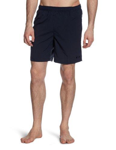 Navy Blue Classic Shorts (Oakley Herren Boardshort Classic Volley, navy blue, M, 481619OEU)