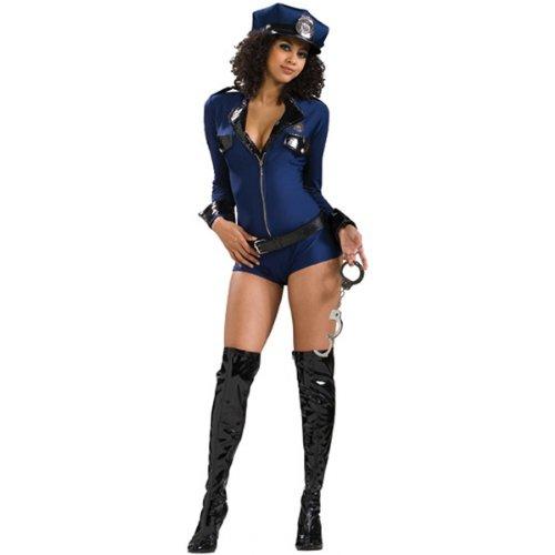 Rubie's 2 888106 S - Miss Demeanor Kostüm, Größe (Uk Kostüm Frau Polizei)