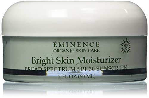 Eminence Bright Skin Moisturizer SPF 30 - 2 Fl.oz (60 Ml ) by Eminence [Beauty] (English Manual)