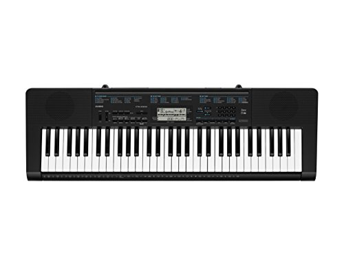 Casio CTK2300AD Keyboard - Black