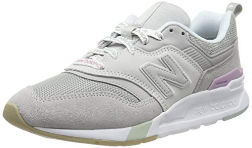 New Balance - Cw997hv1, Zapatillas Mujer, Gris Light Grey Light Grey, 39 EU