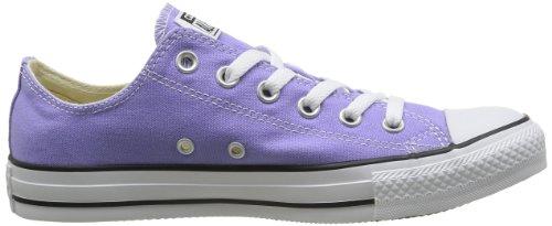 Converse All Star Ox Canvas Seasonal, Chaussures de Gymnastique mixte adulte Morado (Flieder)
