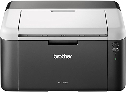 For Sale Brother HL-1212WVB Wireless Mono Laser with 2 Years Worth of Toner on Line