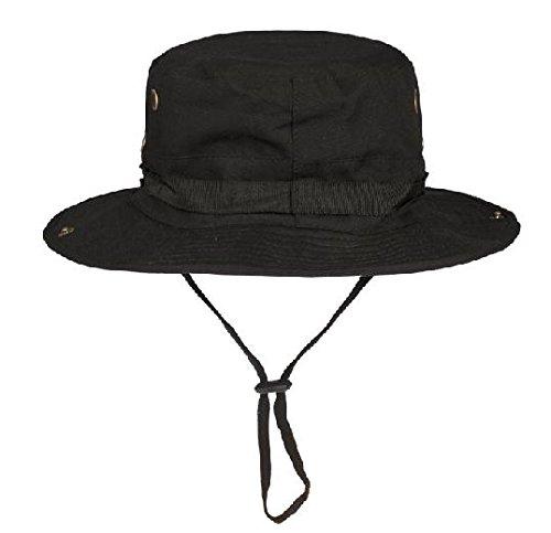 negro-boonie-caza-ejrcito-pescar-cangiln-selva-arbusto-gorra-sombrero-pesca