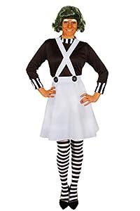I Love Fancy Dress ilfd4044X L, Disfraces de Trabajador de fábrica (Extragrande)