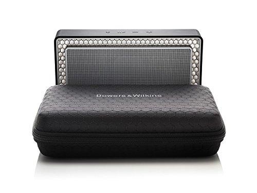 Bowers & Wilkins T7 Portable Speaker Case - Black