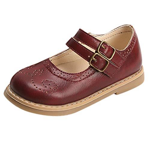 Sanahy Kleinkind Schuhe Kind Kinder Baby Neue kleine Mädchen Prinzessin Schuhe rutschfeste Kinder Baby weiche Sohle Schuhe